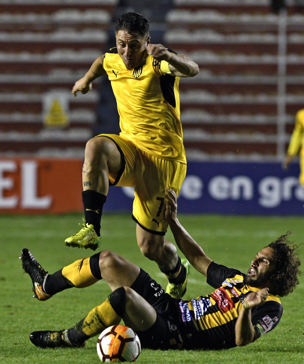 The Strongest debuta con triunfo frente a Peñarol