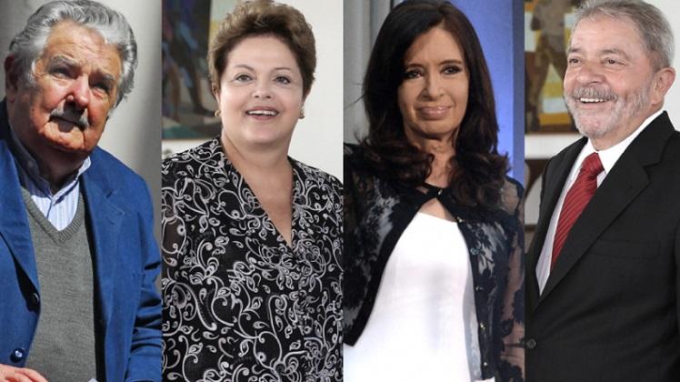 CFK, Mujica, Lula y Dilma participarán del Foro Social Mundial en Brasil.