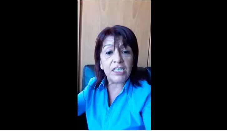 Diputada suplente del Partido Nacional arremetió contra el #8M y el FA.