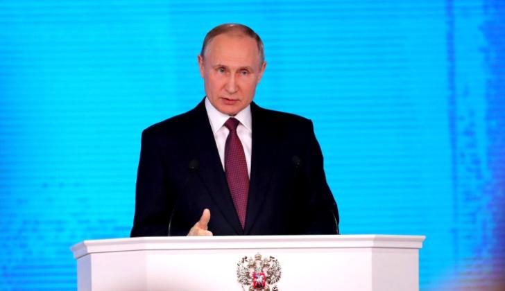 Putin revela bajo qué condiciones Rusia utilizaría armas nucleares . Foto: Kremilin