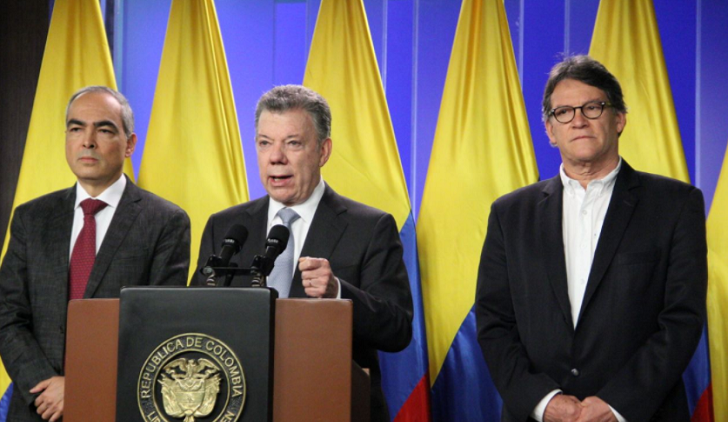 Canciller Espinosa saluda el retorno del diálogo entre Colombia y ELN