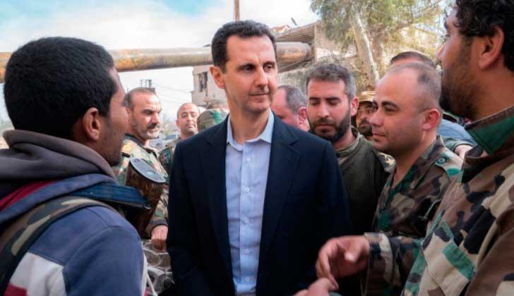 Mueren 35 civiles por ataques terroristas — Siria