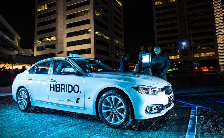 bmw presentó sus autos híbridos en uruguay - noticias uruguay