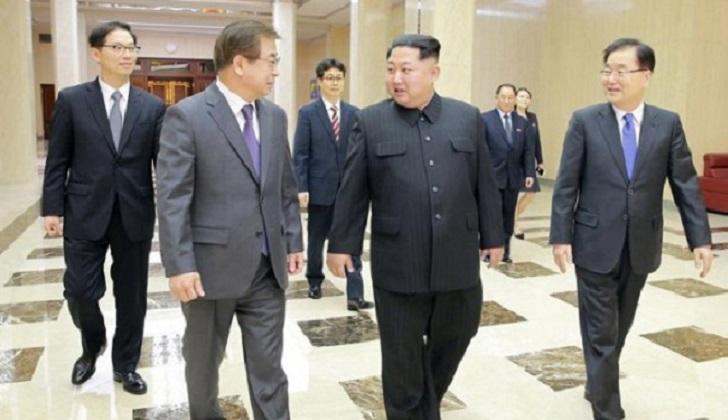 Seúl y Pyongyang acuerdan celebrar una cumbre de líderes en abril.