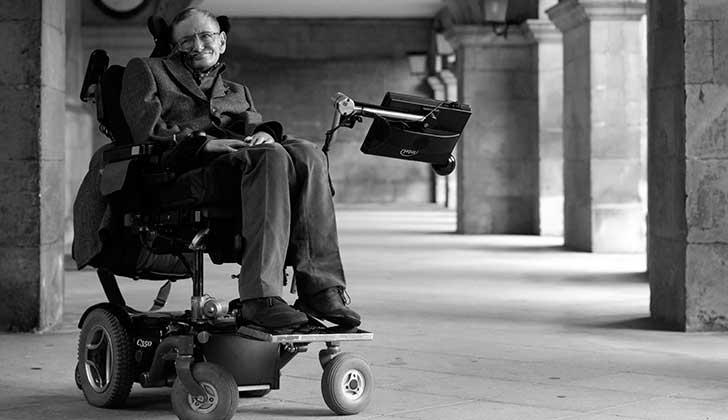 Murió el reconocido físico británico Stephen Hawking.
