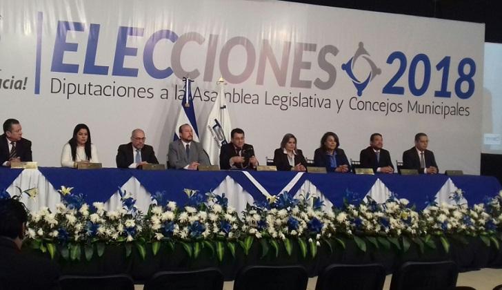 Partido opositor de El Salvador lidera el conteo de votos en las elecciones legislativas y municipales.