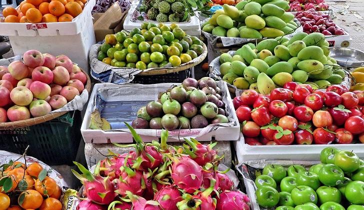 La importancia de las frutas y verduras en la dieta diaria . Foto: Pixabay