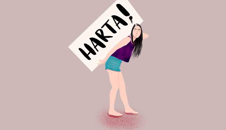 Harta, la revista que necesitaban las adolescentes uruguayas
