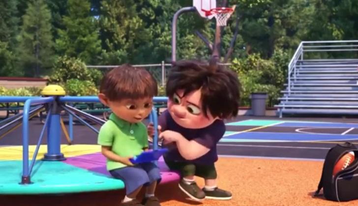 Lou, el corto de Pixar que compitió en los Oscar por su mensaje contra el acoso escolar