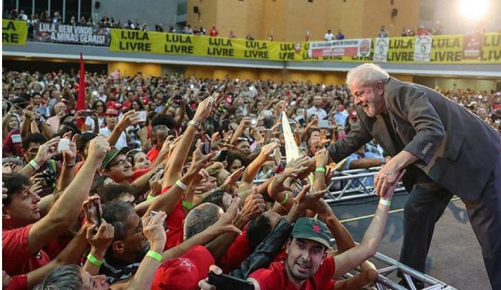 Nuevo revés de la Justicia para Lula, el STJ rechazó pedido de hábeas corpus.