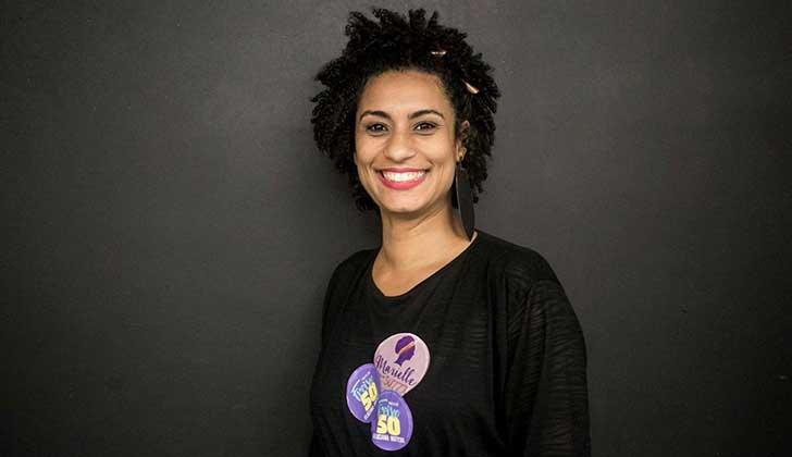 La concejala feminista y defensora de los DD.HH, Marielle Franco, fue asesinada en Río de Janeiro. Foto: Midia Ninja