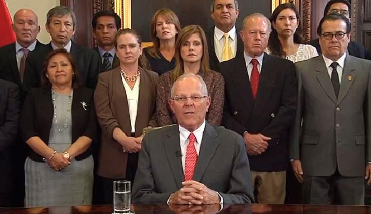 PPK renunció a la presidencia de Perú. Foto: LaRepública.pe