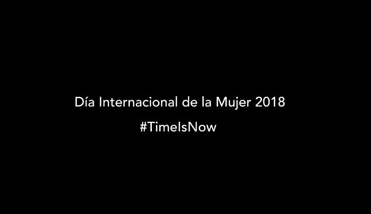 """António Guterres: """"El avance de las mujeres supone el avance de todos""""."""