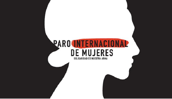 #8M, el mapa del Paro Internacional de Mujeres .