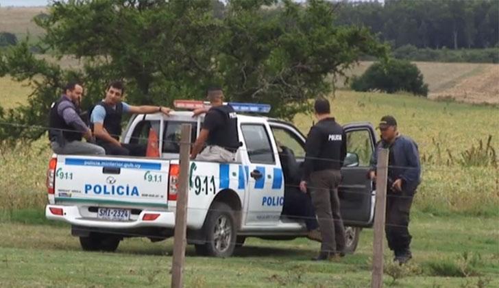 Hombre mata a ex-suegra ya un Policía — Paysandú