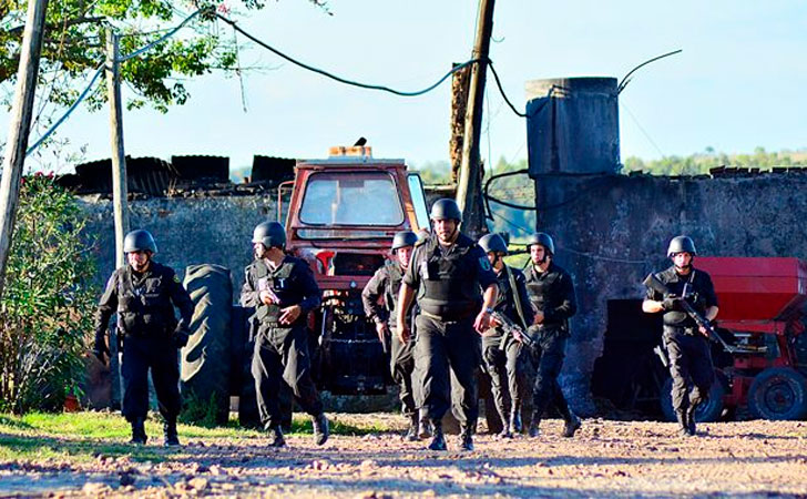 Doble crimen en quebracho por violencia dom stica for Ultimas noticias del ministerio del interior