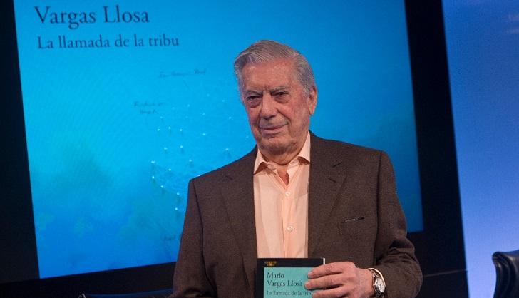 """Vargas Llosa espera que México """"no retroceda"""" hacia el populismo y la demagogia.."""