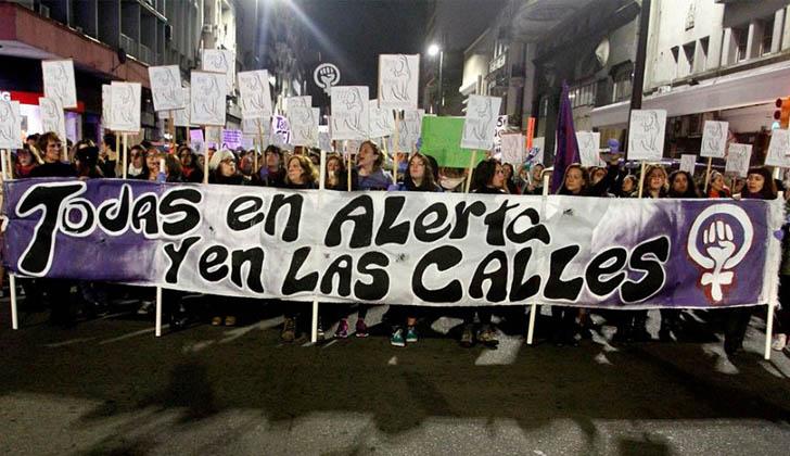 Foto: Coordinadora de Feminismos UY.