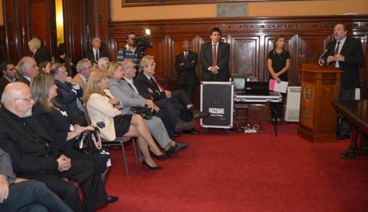 Foto: Poder Legislativo.