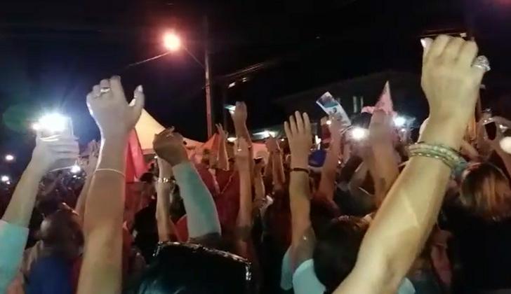 BRASIL: Luiz Inácio Lula da Silva insiste en radicar su candidatura