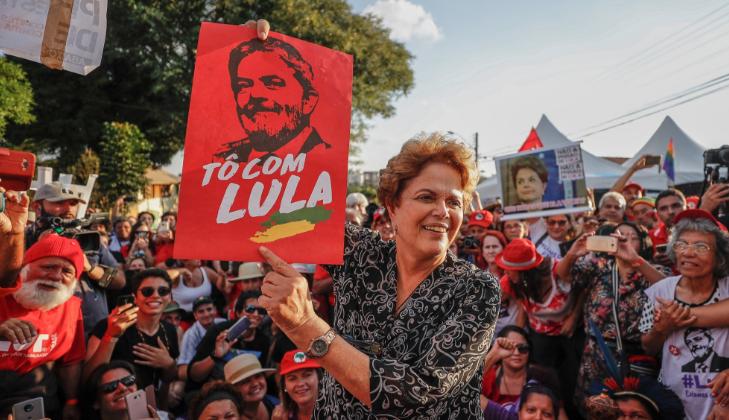 PT formalizará candidatura presidencial de Lula el 28 de julio