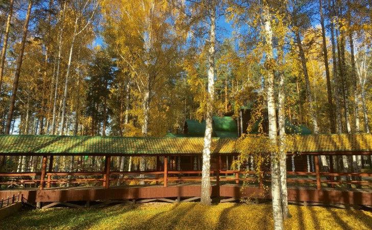 Ganina Yama, en los bosques urales / Foto: Russian Art & Culture