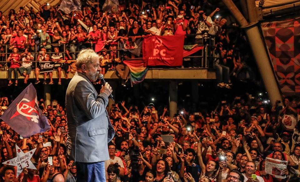 Foto: Facebook Lula de Silva