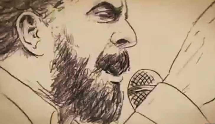 Lula envía mensaje en video minutos antes de ir a prisión .