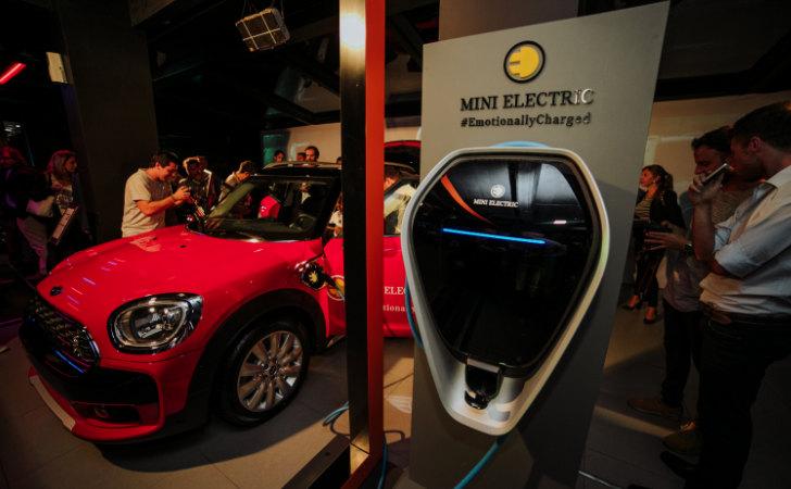 Lanzamiento del Mini Electric por parte de Motor Haus Uruguay