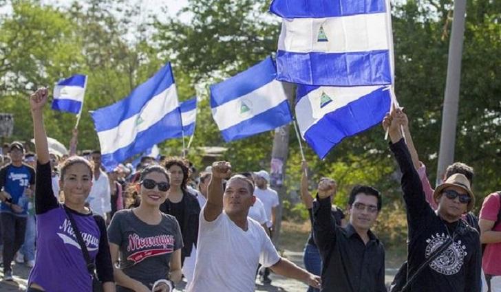 Nicaragua: Estudiantes exigen destitución de los principales jefes de la Policía para dialogar con Gobierno