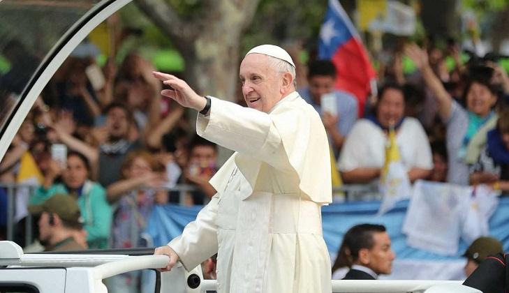 Papa Francisco pide perdón a las víctimas de abusos sexuales de Chile.