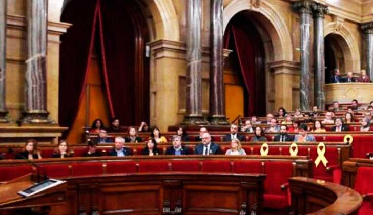 El Parlamento catalán intentará por segunda vez investir a Jordi Sánchez.