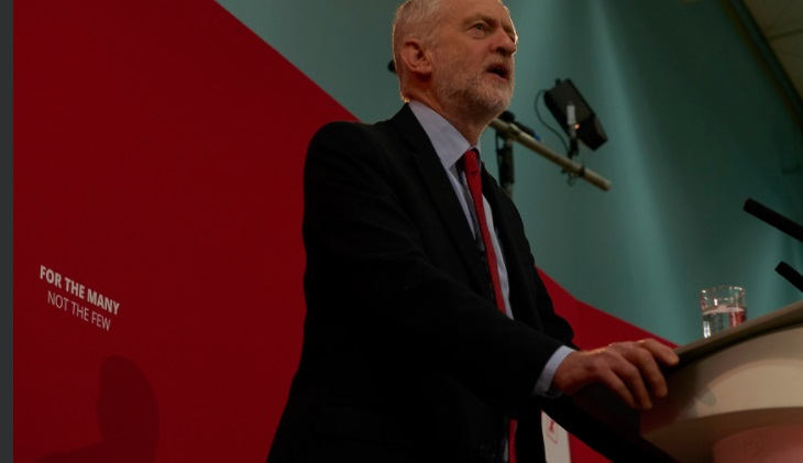 """Líder laborista británico: """"Johnson tiene que decir lo que sabe"""" del caso Skripal."""