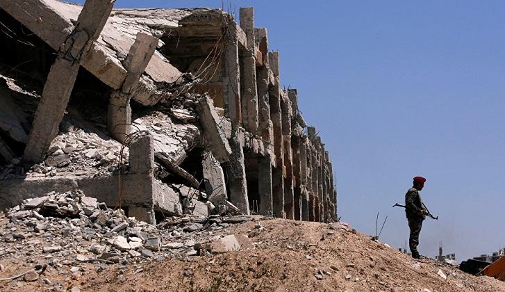 Israel pide a EE.UU. una acción militar en Siria tras el presunto ataque químico en Duma . Foto: Reuters