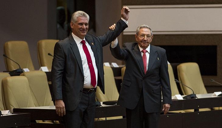 Miguel Díaz-Canel es el nuevo presidente de Cuba