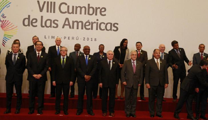 """Temer pide """"una salida democrática"""" para Venezuela"""