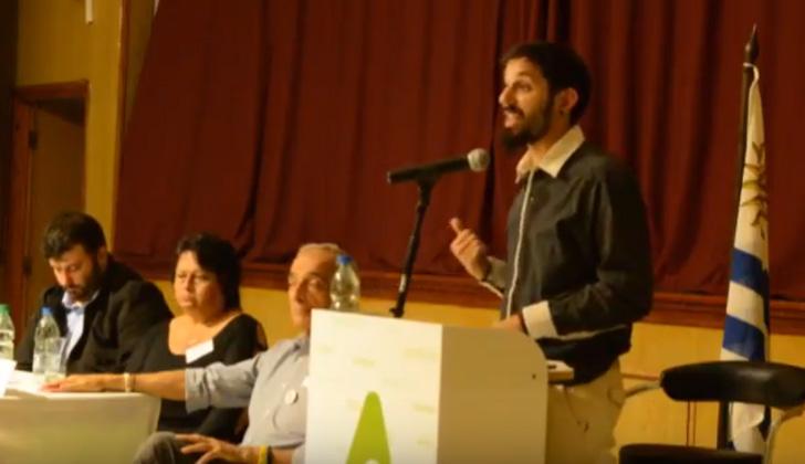 Junta de Montevideo analizará situación del alcalde denunciado por violencia doméstica