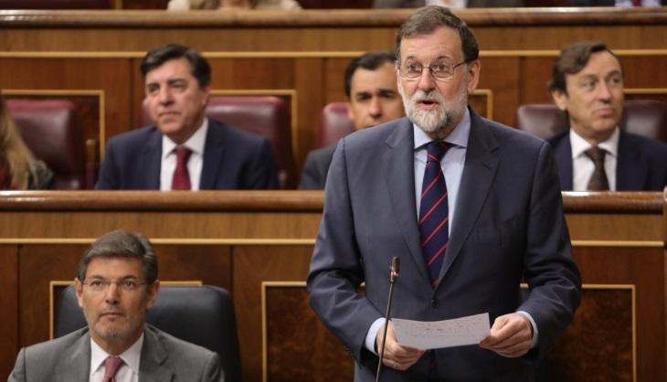 Gobierno español presenta un nuevo recurso ante el TC para evitar la investidura de Puigdemont