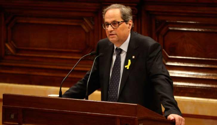 Cataluña podría investir a un president el lunes