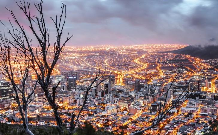Ciudad del Cabo, Sudáfrica, la primera ciudad del mundo en quedarse sin agua. Foto: Pixabay