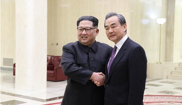 Kim Jong Un, líder norcoreano — Comprometido con desnuclearización