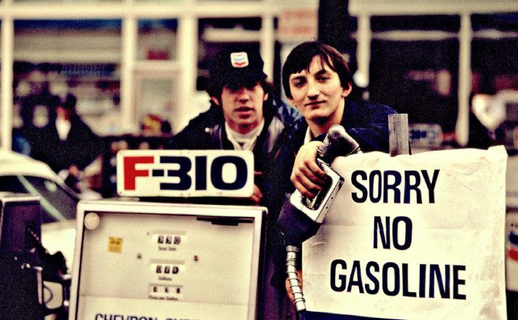 Crisis del petróleo de 1973 en los Estados Unidos