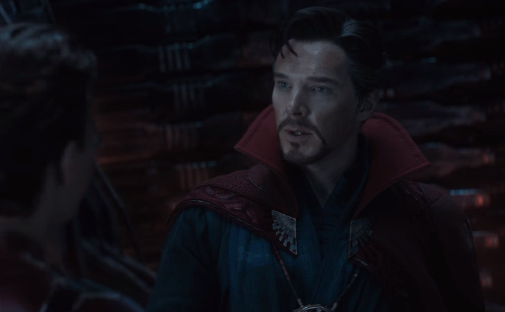 Doctor Strange conoce a Peter Parker / Foto: Disney