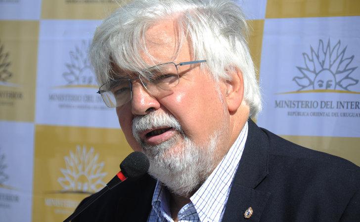 Eduardo Bonomi, ministro del Interior / Foto: Presidencia