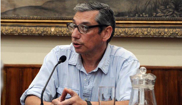 Intendente de Florida, Carlos Enciso.