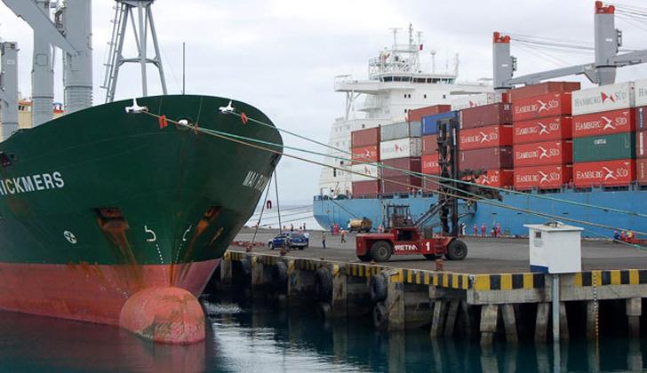 Las exportaciones cayeron 3,2% en abril frente al mismo período de 2017