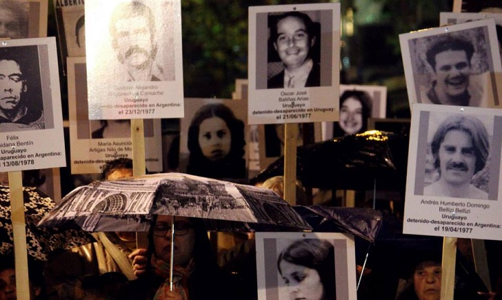 """Familiares de Detenidos Desaparecidos: """"Sabemos que nuestro reclamo molesta."""
