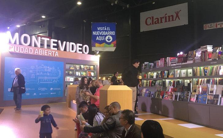 Feria del Libro en Buenos Aires / Foto: LARED21