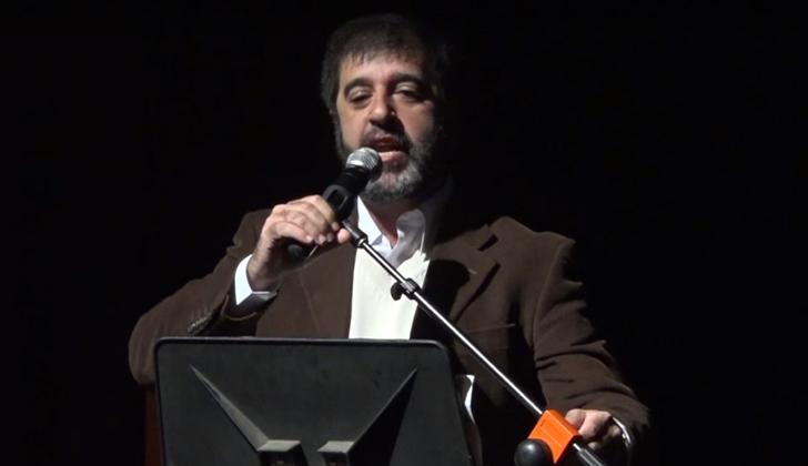 Presidente del PIT-CNT, Fernando Pereira.