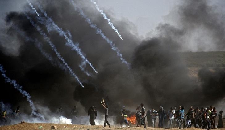 Repudio mundial a la represión israelí en Gaza